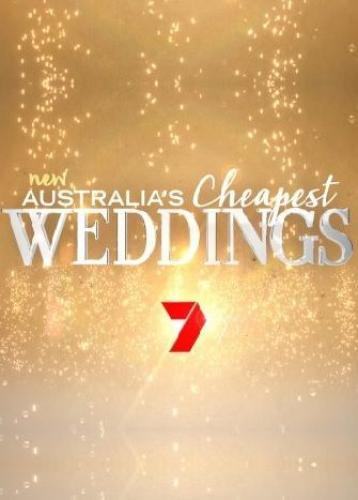Australia's Cheapest Weddings next episode air date poster