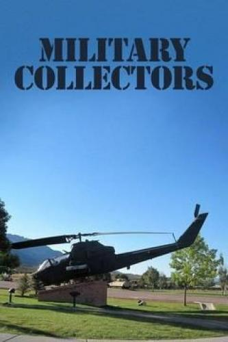 Military Collectors next episode air date poster