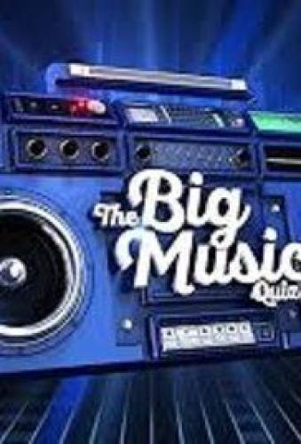 The Big Music Quiz next episode air date poster