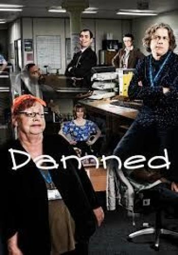 Damned next episode air date poster