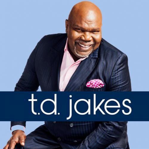 T. D. Jakes next episode air date poster