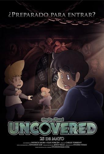 Uncovered next episode air date poster