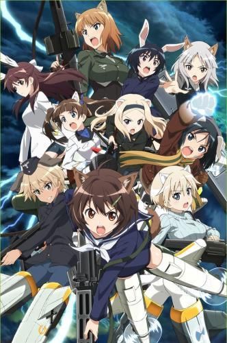 Brave Witches next episode air date poster