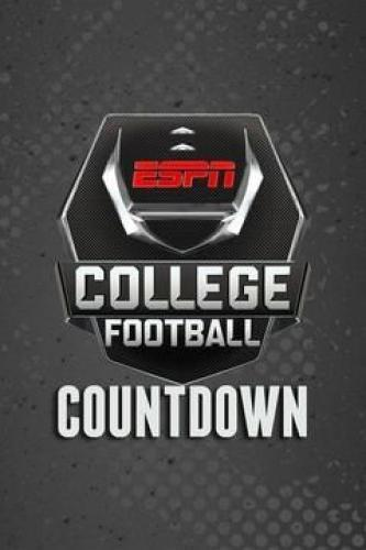 College Football Countdown next episode air date poster