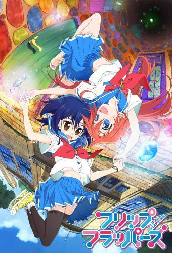 Flip Flappers next episode air date poster