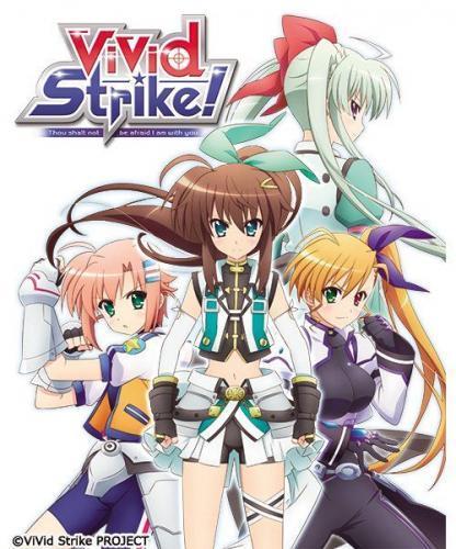 ViVid Strike! next episode air date poster