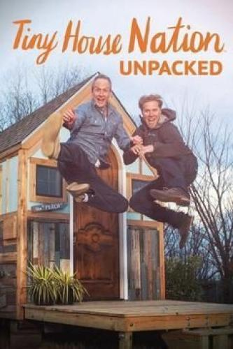 Tiny House Nation: Unpacked next episode air date poster
