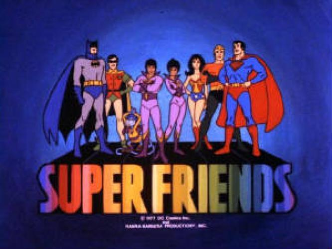 The All-New SuperFriends Hour next episode air date poster