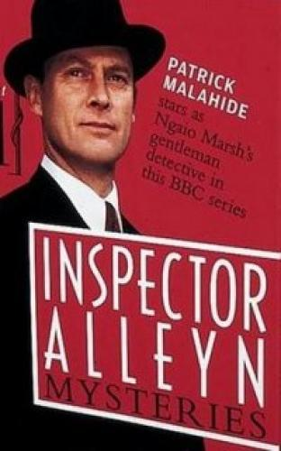 Alleyn Mysteries next episode air date poster