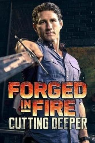 Forged in Fire: Cutting Deeper next episode air date poster
