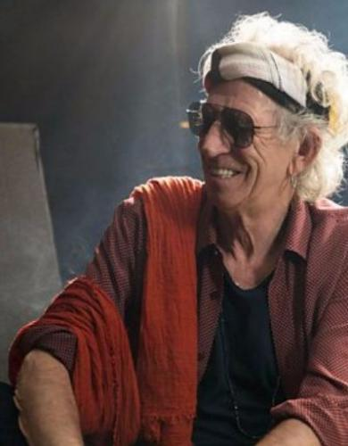 Keith Richards' Lost Weekend next episode air date poster