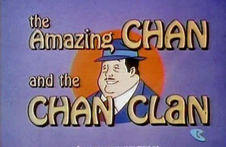 The Amazing Chan and the Chan Clan next episode air date poster