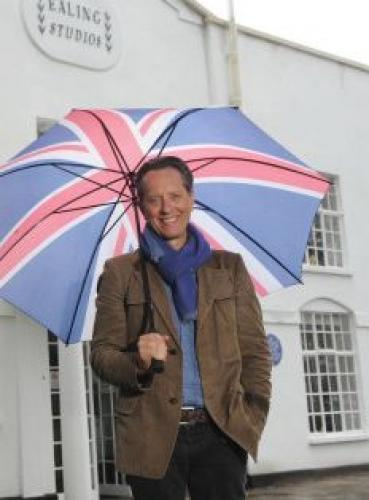 Richard E. Grant on Ealing Comedies next episode air date poster