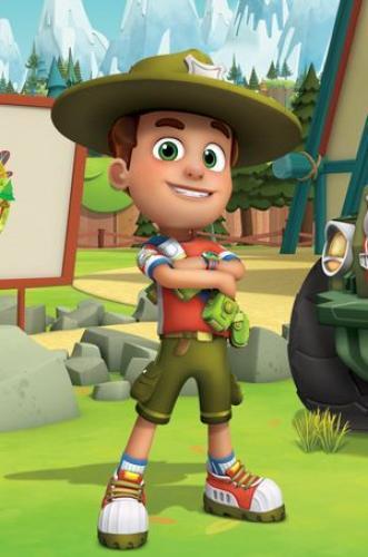 Ranger Rob next episode air date poster