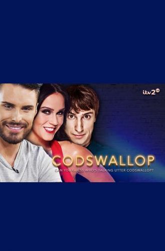 Codswallop next episode air date poster