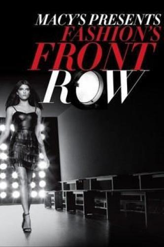 Macy's Presents Fashion's Front Row next episode air date poster