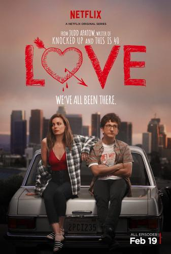 Love next episode air date poster