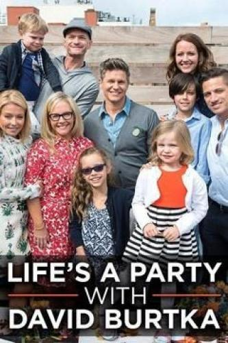 Life's a Party with David Burtka next episode air date poster