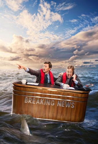 Breaking News med Filip och Fredrik next episode air date poster