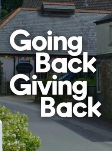 Going Back Giving Back next episode air date poster