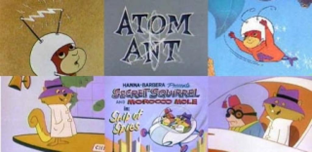 The Atom Ant/Secret Squirrel Show next episode air date poster