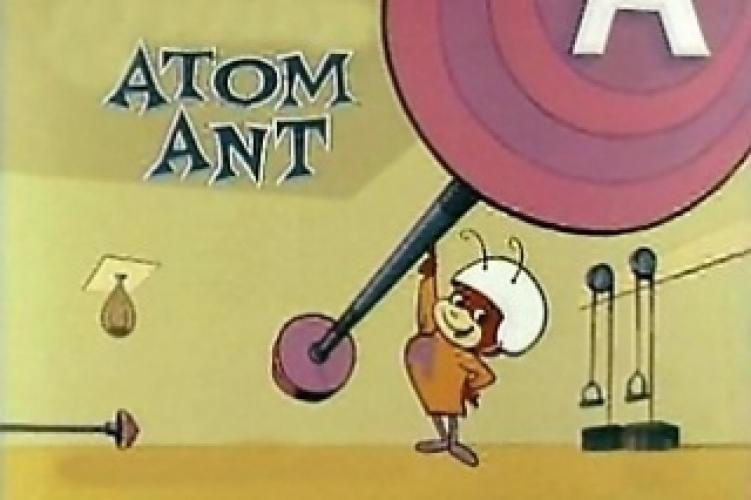 The Atom Ant Show next episode air date poster
