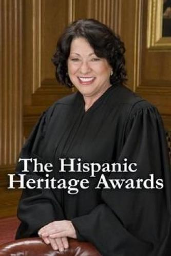 The Hispanic Heritage Awards next episode air date poster