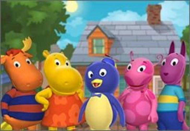 The Backyardigans next episode air date poster