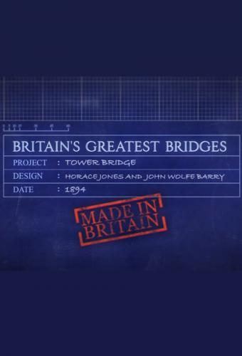 Britain's Greatest Bridges next episode air date poster