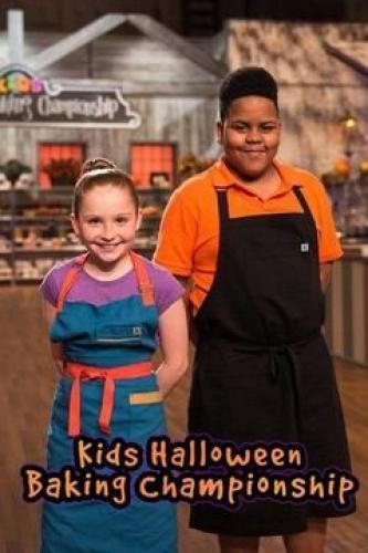 Kids Halloween Baking Championship next episode air date poster