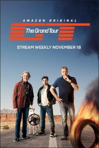 The Grand Tour next episode air date poster