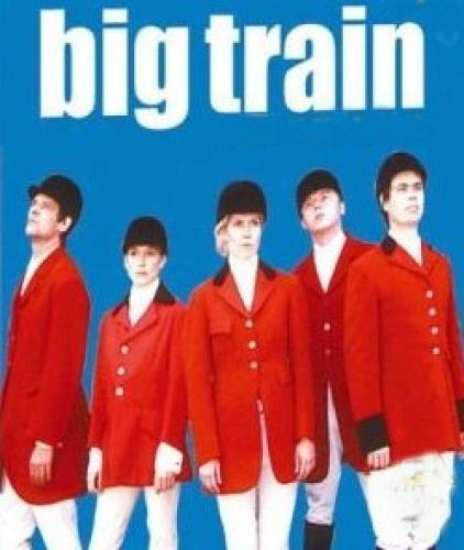 Big Train next episode air date poster