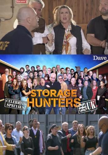 Celebrity Storage Hunters next episode air date poster