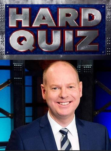 Hard Quiz next episode air date poster