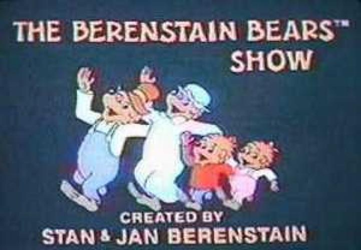 The Berenstain Bears Show next episode air date poster