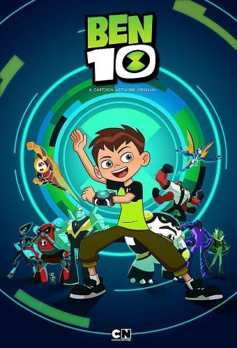 Ben 10 next episode air date poster
