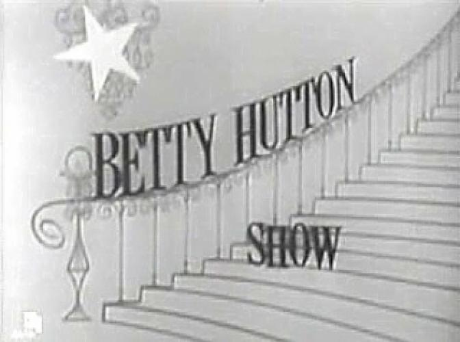 The Betty Hutton Show next episode air date poster