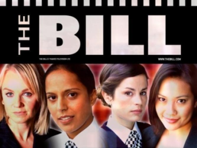 The Bill next episode air date poster