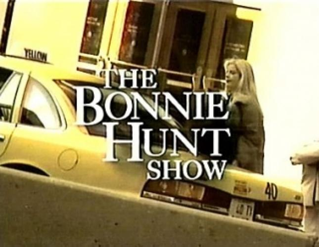 The Bonnie Hunt Show next episode air date poster