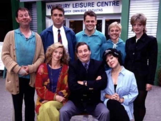 The Brittas Empire next episode air date poster