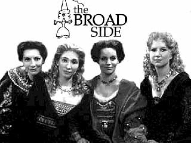 The Broad Side next episode air date poster