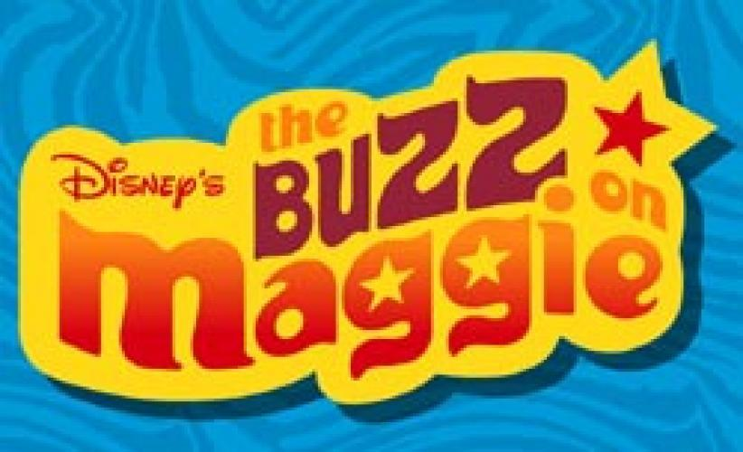The Buzz on Maggie next episode air date poster