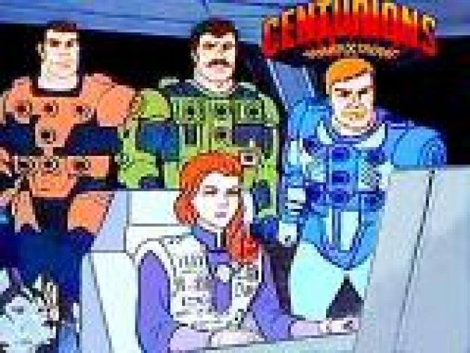 Centurions next episode air date poster