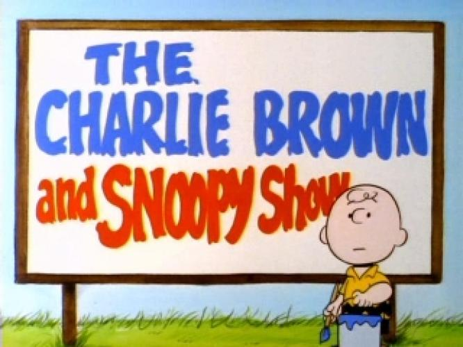 The Charlie Brown and Snoopy Show next episode air date poster