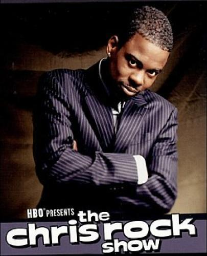 The Chris Rock Show next episode air date poster
