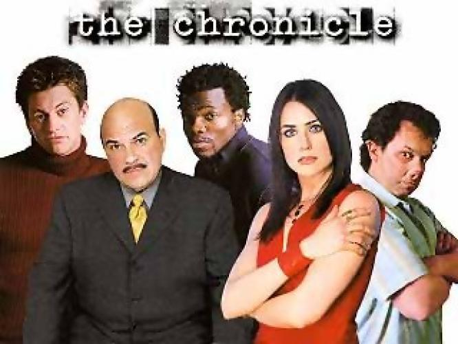 The Chronicle next episode air date poster
