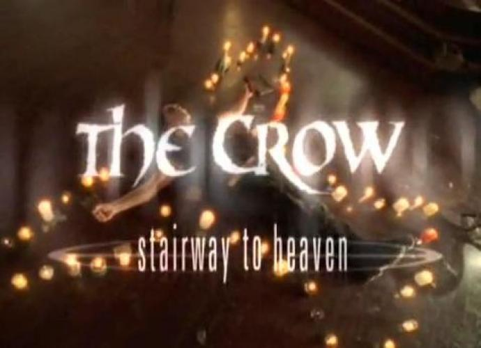 The Crow: Stairway to Heaven next episode air date poster