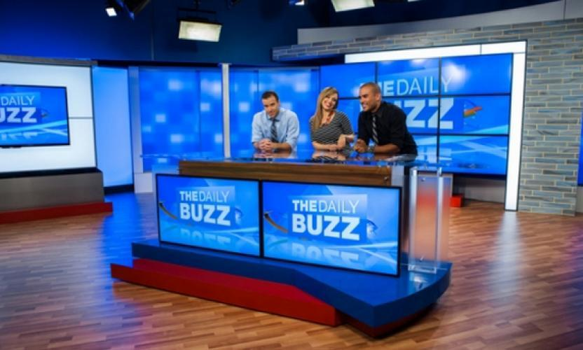 The Daily Buzz next episode air date poster