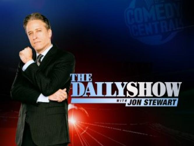 The Daily Show with Jon Stewart next episode air date poster