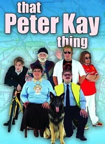 That Peter Kay Thing next episode air date poster